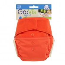 GroVia Hook & Loop Shell - Persimmon (Orange)