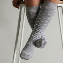 Lamington Merino Socks - Snowflake [PRICED FROM $14.90] (ONLY SIZE 4-6Y AND 5-7Y LEFT)