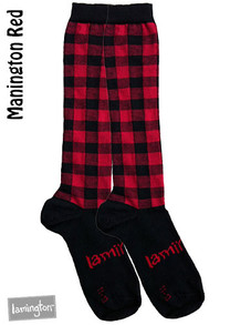 MANington - Red Buffalo Check