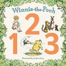 Winnie The Pooh 1-2-3