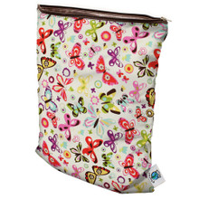 Planet Wise Medium Wet Bag - Butterflies (OUT OF STOCK)