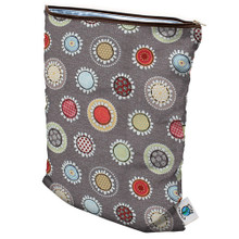 Planet Wise Medium Wet Bag - Funky Flowers (SOLD OUT)