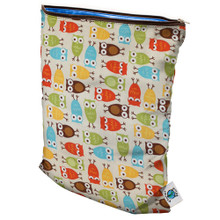 Planet Wise Medium Wet Bag - Owl (SOLD OUT)