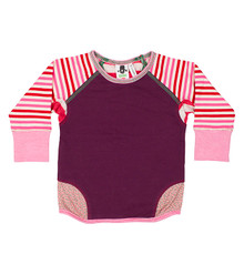 Oishi-m Darling Crew Jumper (ONLY SIZE 6-9 & 9-12M LEFT)