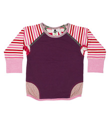 Oishi-m Darling Crew Jumper (LAST ONE LEFT - SIZE 6-9M)