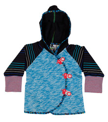 Oishi-m I see I See Hoodie (LAST ONE LEFT - SIZE 3-4 YEARS)