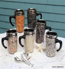 Maine Shellware Coffee Mugs