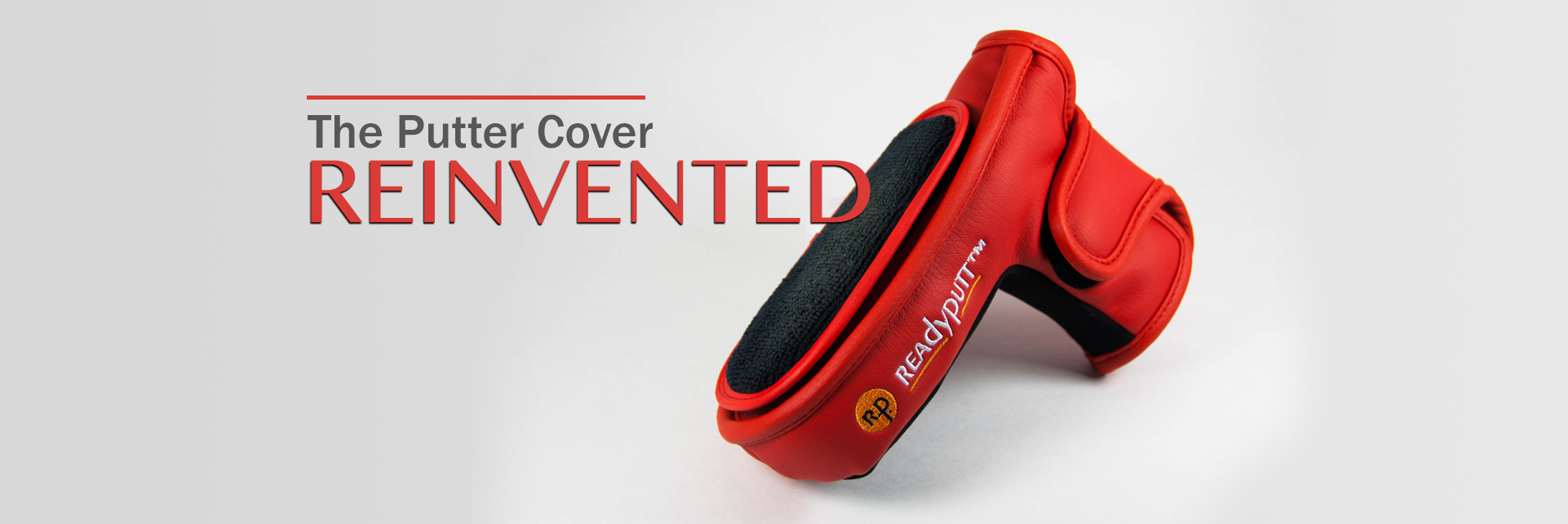 The putter cover reinvented