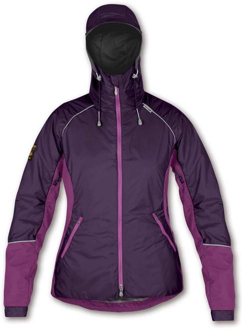 Páramo Women's Andina Jacket: Elderberry / Foxglove