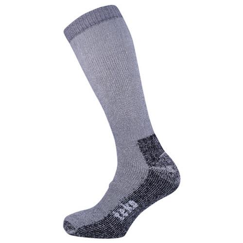 Teko Expedition Socks: Charcoal