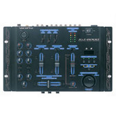 VocoPro KJ-6000 2 Channel Digital Karaoke Mixer with Digital Key Control and 4 MIC Inputs