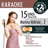 All Star Karaoke Martina McBride Vol. 1 ASK-1549