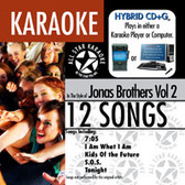 All Star Karaoke Jonas Brothers Vol 2 ASK-1560
