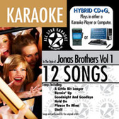 All Star Karaoke Jonas Brothers Vol 1 ASK-1559