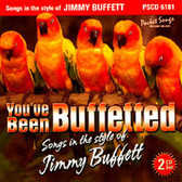 You've Been Buffetted: Song in the Style of Jimmy Buffett (PSCD6181-LMTQTY)