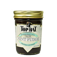 Mint Fudge Sauce