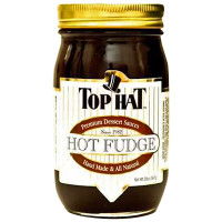 Large Hot Fudge Sauce