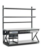 "72"" Performance 200 Series® LAN Station - Folkstone"