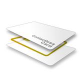 Tarjeta de PVC Mifare 1K Para Relojes ZK Technology Software X628-C SC103 iClock 2500