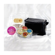 Russian Caviar Gift Set in Presentation Cooler