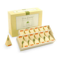 Tea Forte White Ambrosia Tea - 48 pieces in Event Box
