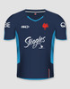 Sydney Roosters 2017 Mens Training Tee - Navy/Blue