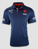 Sydney Roosters 2017 Mens Players Polo - Navy