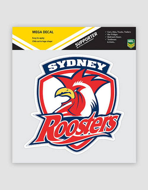 Sydney Roosters Mega Decal
