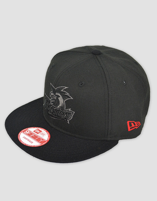 Sydney Roosters New Era 9FIFTY Black Cap