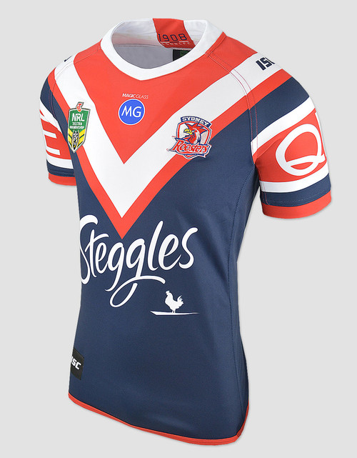 Sydney Roosters 2018 Kids Home Jersey