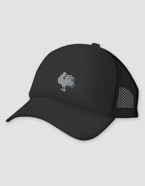 Sydney Roosters 2017 Black Trucker Cap - Exclusive