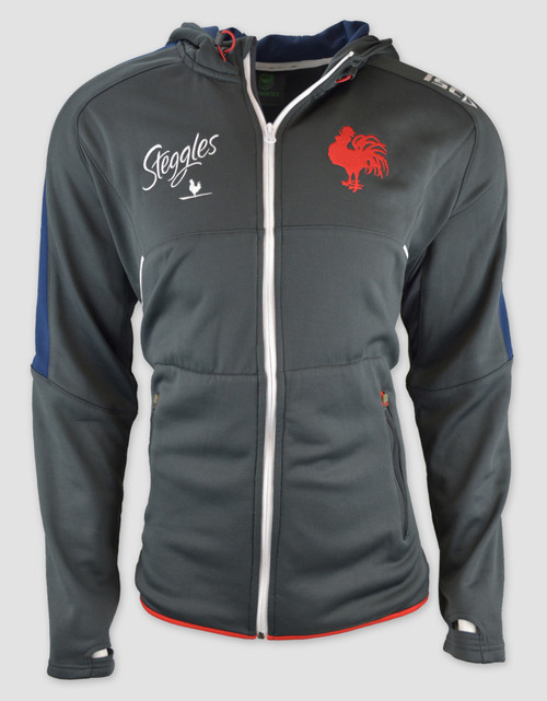 Sydney Roosters 2017 Ladies Workout Hoody