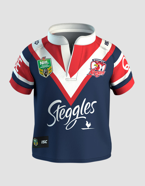 Sydney Roosters 2017 Toddlers Home Jersey