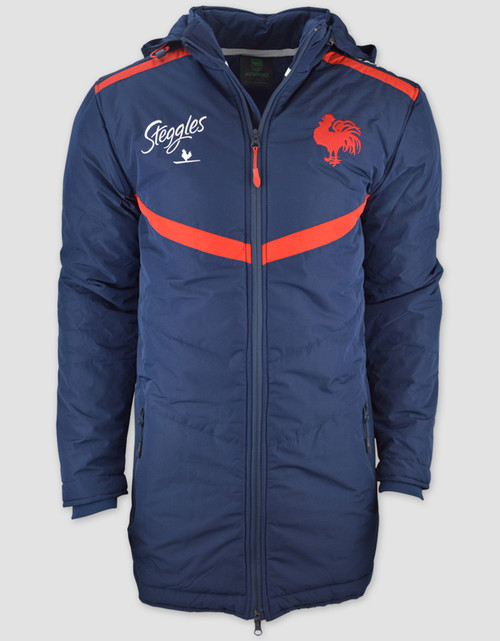 Sydney Roosters 2017 Mens Coaches Jacket