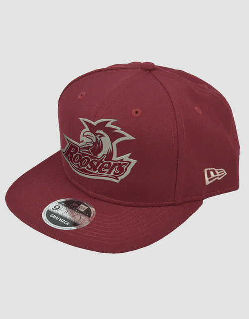 Sydney Roosters New Era 9FIFTY Cardinal Snapback