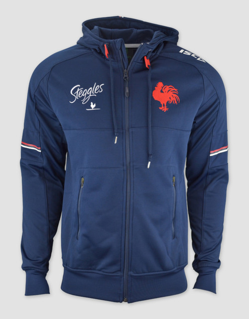 Sydney Roosters 2017 Youths Squad Hoody
