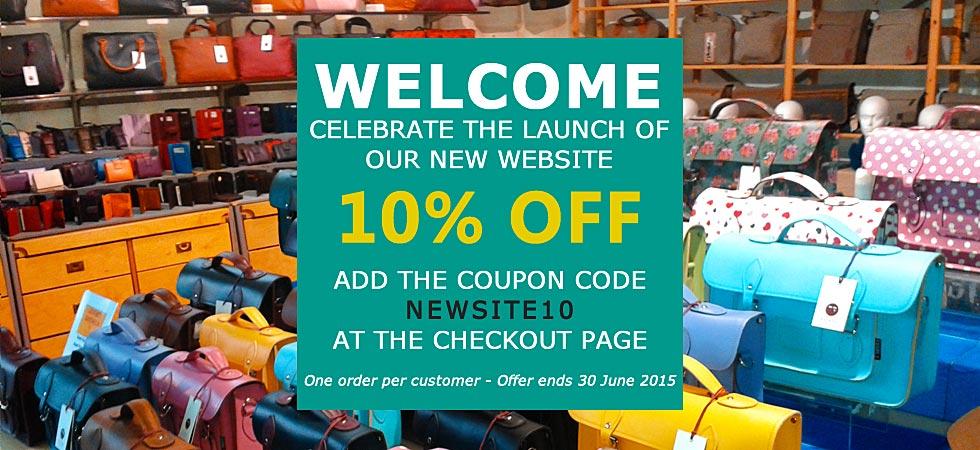 10% off offer