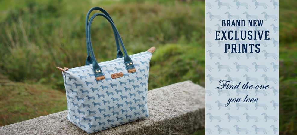Brakeburn Tote Bags