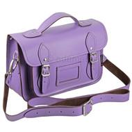 Yoshi Leather Satchel Dewhurst YB85 - Lilac : Iso