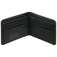 Golunski Black Wallet BM603: Open2