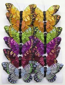 """4.5"""" Butterfly Assortment"""