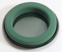 "10 1/2"" Oasis Design Ring"