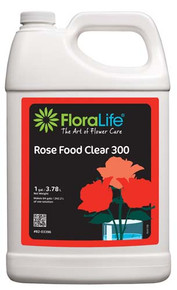 Floralife Rose Food Clear 300-Liquid (gallon)