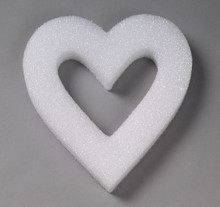 Styrofoam Open Heart