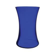 "8"" Gathering Vase-Cobalt"