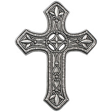 "10 1/2"" ""Lord's Prayer"" Wall Cross"