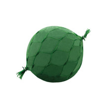 "6"" Aquafoam Floral Sphere with Net (Bag/2)"