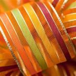 Fall Stripes Ribbon