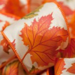 Maple Leaves Ribbon