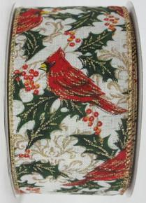 Cardinal Ribbon